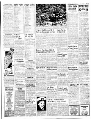 The Bakersfield Californian from Bakersfield, California on October 20, 1944 · Page 15