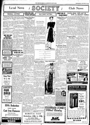 The Morning Herald from Hagerstown, Maryland on January 12, 1938 · Page 1
