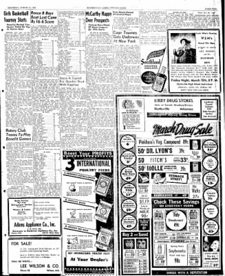 The Courier News from Blytheville, Arkansas on March 14, 1946 · Page 5