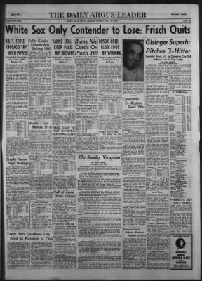 Argus Leader From Sioux Falls South Dakota On July 22 1951 Page 29