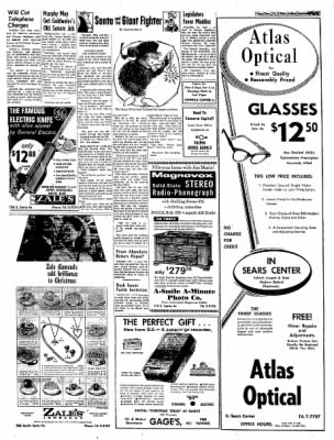 The Salina Journal from Salina, Kansas on December 13, 1966 · Page 3