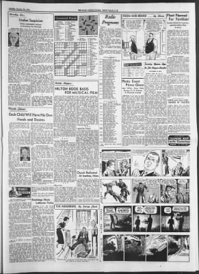 Argus Leader From Sioux Falls South Dakota On October 15 1951 Page 11