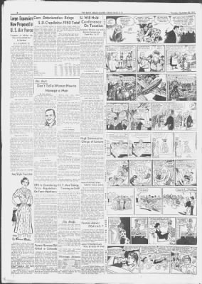 Argus Leader From Sioux Falls South Dakota On November 10 1951 Page 8