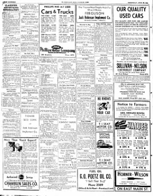 The Courier News from Blytheville, Arkansas on April 23, 1952 · Page 8