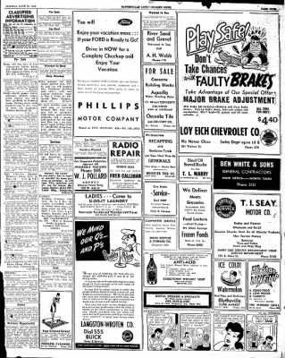 The Courier News from Blytheville, Arkansas on June 30, 1947 · Page 9