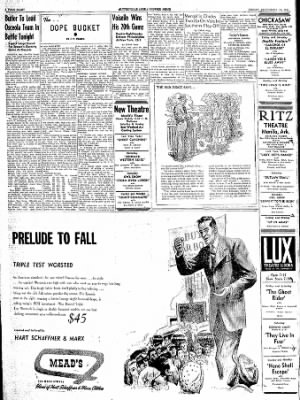 The Courier News from Blytheville, Arkansas on September 15, 1944 · Page 8