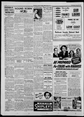 Argus Leader From Sioux Falls South Dakota On January 10 1951 Page 2
