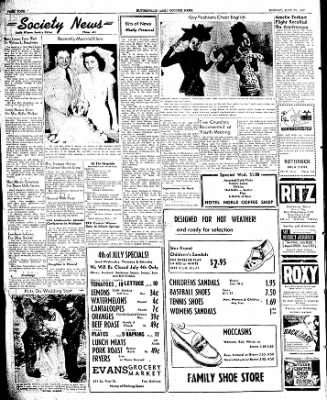 The Courier News from Blytheville, Arkansas on July 1, 1947 · Page 2