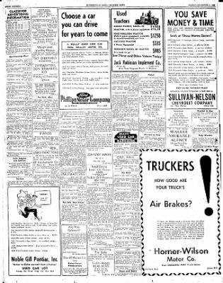The Courier News from Blytheville, Arkansas on December 1, 1950 · Page 16
