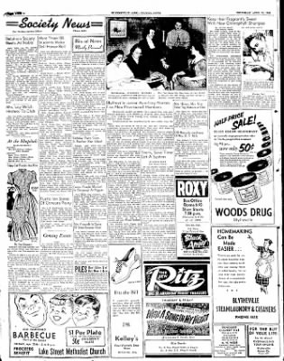 The Courier News from Blytheville, Arkansas on April 24, 1952 · Page 2