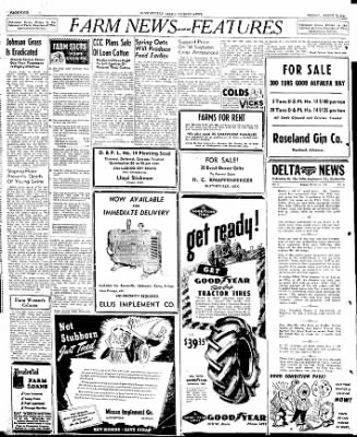 The Courier News from Blytheville, Arkansas on March 15, 1946 · Page 4