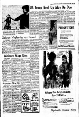 The Courier News from Blytheville, Arkansas on February 1, 1968 · Page 2