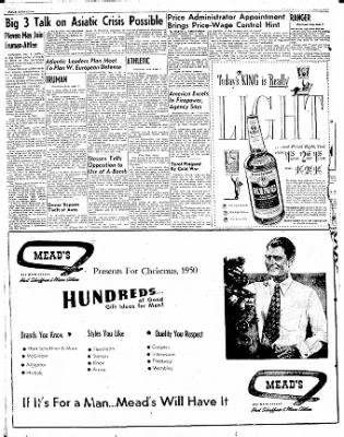 The Courier News from Blytheville, Arkansas on December 1, 1950 · Page 18