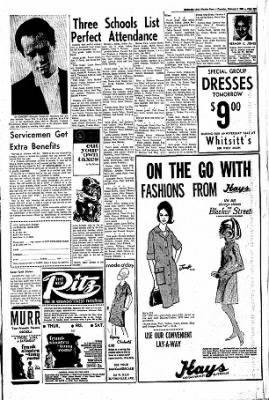 The Courier News from Blytheville, Arkansas on February 1, 1968 · Page 3