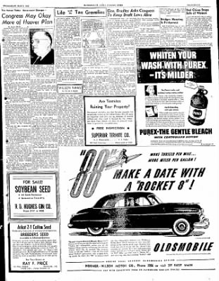 The Courier News from Blytheville, Arkansas on May 3, 1950 · Page 7
