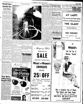 The Courier News from Blytheville, Arkansas on July 2, 1947 · Page 3