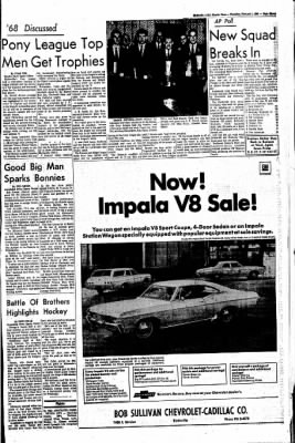 The Courier News from Blytheville, Arkansas on February 1, 1968 · Page 6