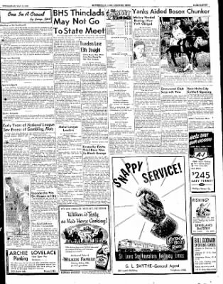 The Courier News from Blytheville, Arkansas on May 3, 1950 · Page 11