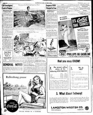 The Courier News from Blytheville, Arkansas on July 2, 1947 · Page 6