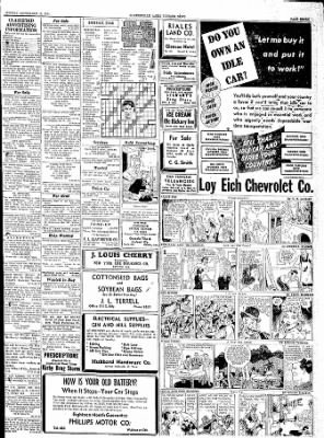 The Courier News from Blytheville, Arkansas on September 18, 1944 · Page 7