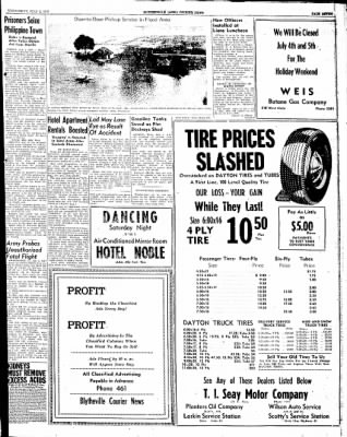 The Courier News from Blytheville, Arkansas on July 2, 1947 · Page 7