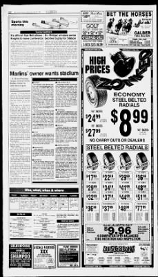 The Orlando Sentinel from Orlando, Florida on May 20, 1992 · Page 70