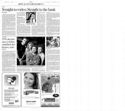 Chicago Tribune from Chicago, Illinois on August 4, 2005 · Page 2-3
