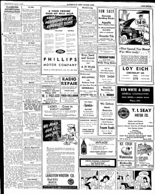 The Courier News from Blytheville, Arkansas on July 2, 1947 · Page 11