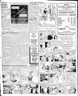 The Courier News from Blytheville, Arkansas on July 2, 1947 · Page 12