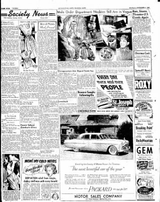 The Courier News from Blytheville, Arkansas on December 4, 1950 · Page 4