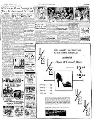 The Courier News from Blytheville, Arkansas on December 4, 1950 · Page 5
