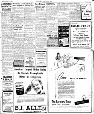 The Courier News from Blytheville, Arkansas on March 18, 1946 · Page 3
