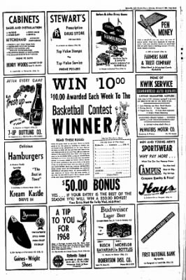 The Courier News from Blytheville, Arkansas on February 3, 1968 · Page 4