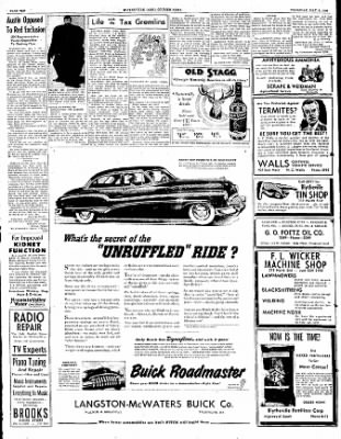 The Courier News from Blytheville, Arkansas on May 4, 1950 · Page 10