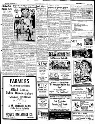 The Courier News from Blytheville, Arkansas on October 17, 1949 · Page 5