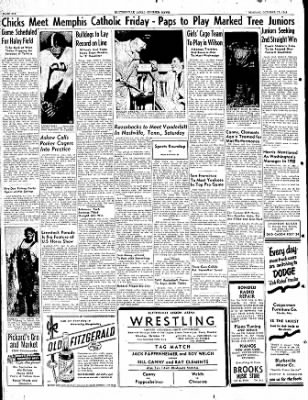 The Courier News from Blytheville, Arkansas on October 17, 1949 · Page 6