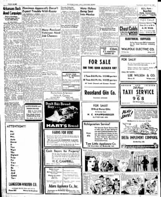 The Courier News from Blytheville, Arkansas on March 18, 1946 · Page 8