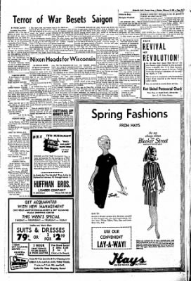 The Courier News from Blytheville, Arkansas on February 5, 1968 · Page 3
