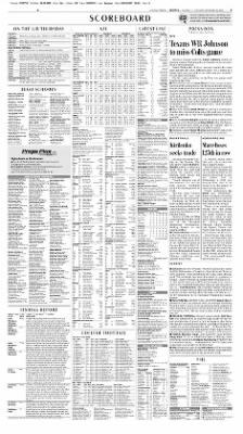 Chicago Tribune from Chicago, Illinois on September 20, 2007