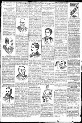 Logansport Pharos-Tribune from Logansport, Indiana on January 22, 1891 · Page 2