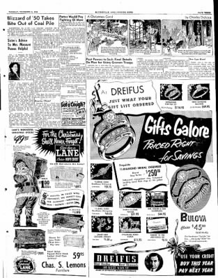 The Courier News from Blytheville, Arkansas on December 5, 1950 · Page 3