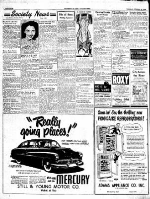 The Courier News from Blytheville, Arkansas on October 18, 1949 · Page 4