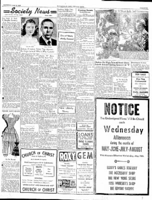 The Courier News from Blytheville, Arkansas on May 6, 1950 · Page 5