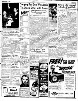 The Courier News from Blytheville, Arkansas on April 25, 1952 · Page 7