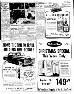 The Courier News from Blytheville, Arkansas on December 5, 1950 · Page 11