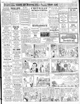 The Courier News from Blytheville, Arkansas on April 27, 1937 · Page 7