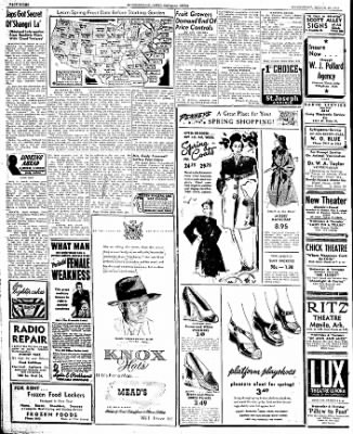 The Courier News from Blytheville, Arkansas on March 20, 1946 · Page 8
