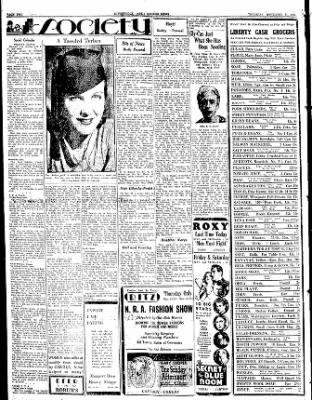 The Courier News from Blytheville, Arkansas on September 21, 1933 · Page 2