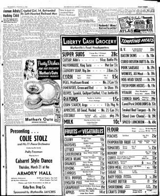 The Courier News from Blytheville, Arkansas on March 21, 1946 · Page 3