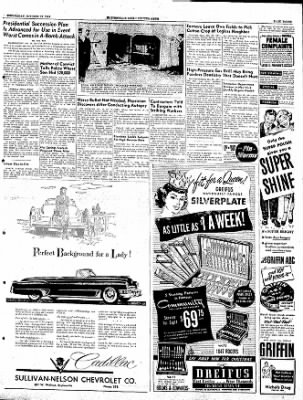 The Courier News from Blytheville, Arkansas on October 19, 1949 · Page 3
